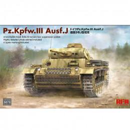 RFM  1/35  Pz.Kpfw.III Ausf.J