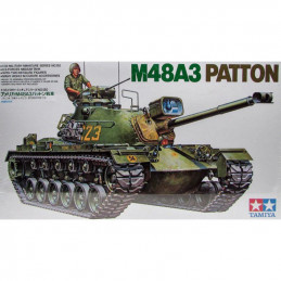 Tamiya  1/35  M48A3 PATTON