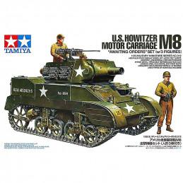 Tamiya  1/35  U.S. Howitzer...