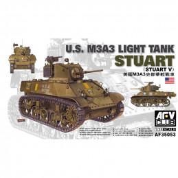 AFV CLUB  1/35  U.S. M3A3...