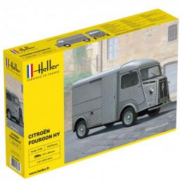 Heller  1/24  Citroën...