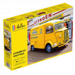 Heller  1/24  Citroën HY...