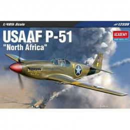 Academy  1/48  USAAF P-51...