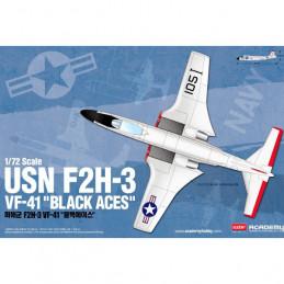 Academy  1/72   USN F2H-3...