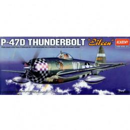 """Academy   1/72  P-47D """"Eileen"""""""
