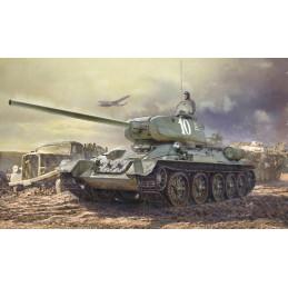 Italeri   1/35    T-34/85