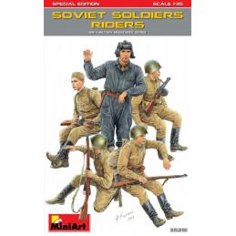 MiniArt  1/35   Soviet...
