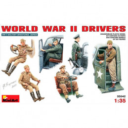MiniArt  1/35  World War II...