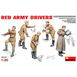 MiniArt   1/35   Red Army...