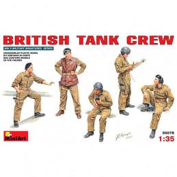 MiniArt  1/35  British Tank...